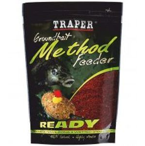Traper Krmítková Zmes Groundbait Method Feeder Ready Patentka-750 g